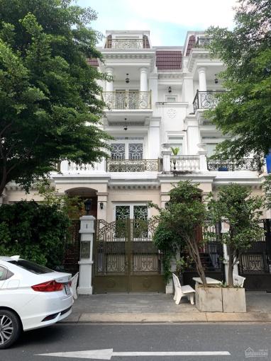Khu biệt thự liền kề cao cấp Cityland Center Hills, phường 7, Gò Vấp, thiết kế chuẩn Châu Âu ảnh 0