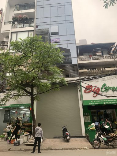Cần bàn giao ngay MBKD tầng lửng và văn phòng tại mặt phố Hoàng Văn Thái DT 70m2 giá chỉ 17tr/th ảnh 0