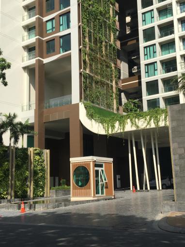 Bán căn hộ cao cấp D'Edge 2PN 92m2 - Lầu 7 - Khu biệt thự Thảo Điền - Giá 7,3 tỷ View biệt thự ảnh 0