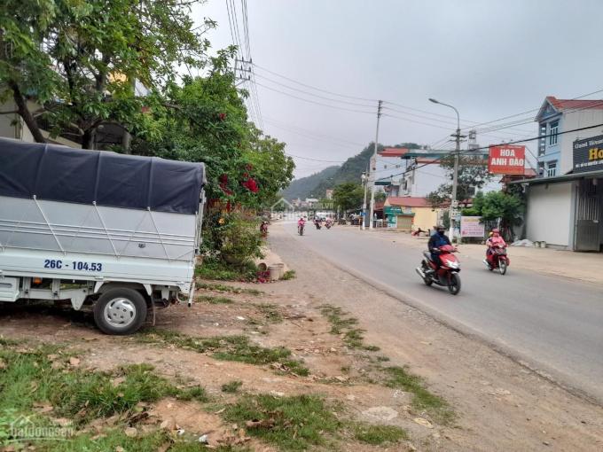 Bán mảnh đất trung tâm thị trấn Mộc Châu, mặt tiền 8m ảnh 0