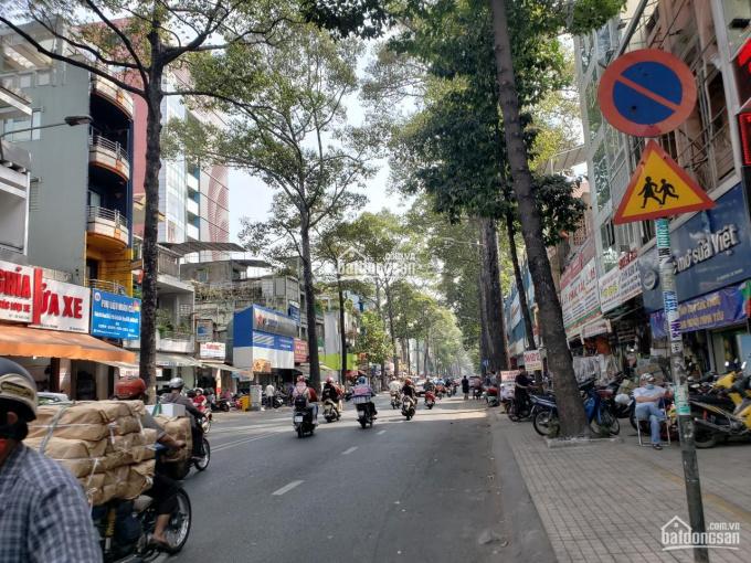 Nhà bán mặt tiền Nguyễn Văn Cừ, P. Cầu Kho Q.1 5.2x12m trệt lầu nhà cũ giá 23 tỷ chốt 0983580831 ảnh 0