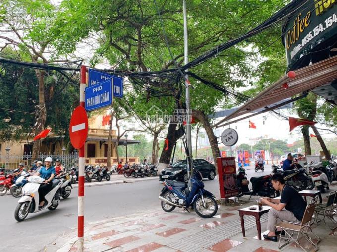 Bán nhà mặt phố Phan Bội Châu mặt tiền 6m, Hồng Bàng, Hải Phòng, DT 40m2 ảnh 0