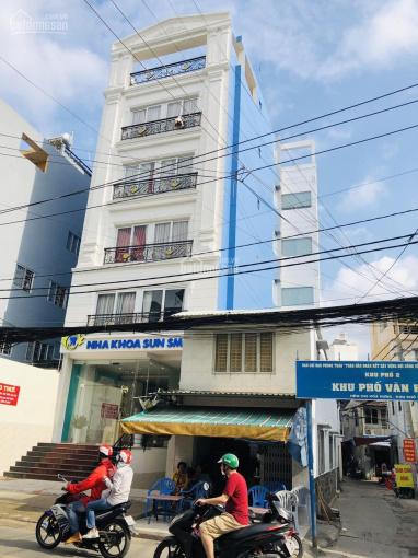Bán nhà 2 mặt tiền vip Bình Thới với Lãnh Binh Thăng, nhà 5 tầng mới đẹp giá chỉ 14 tỷ ảnh 0