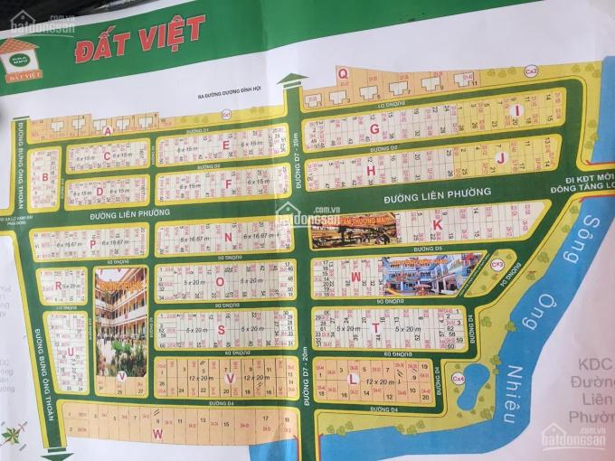 Giá rẻ nhất thị trường dự án đất nền sổ đỏ Khu Dân Cư Sở Văn Hóa Thông Tin, Quận 9, LH 0903382786 ảnh 0