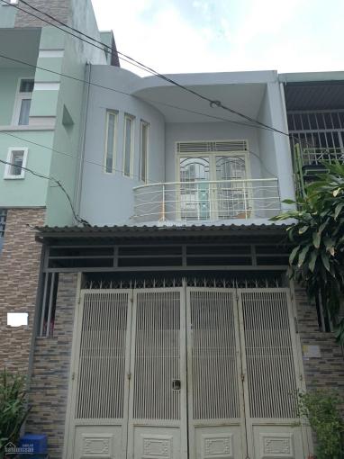 Bán nhà phố 1 lầu đúc HXH 8m Lý Phục Man, P.Bình Thuận, Quận 7 ảnh 0