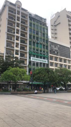 Cho thuê tòa nhà phường Nguyễn Thái Bình, quận 1 (5x20m) 6 tầng giá 100 triệu ảnh 0