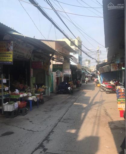 Kẹt tiền! Cần bán gấp nhà MT hẻm xe hơi 435 Huỳnh Tấn Phát, P.Tân Thuận Đông, Quận 7, hẻm thông ảnh 0
