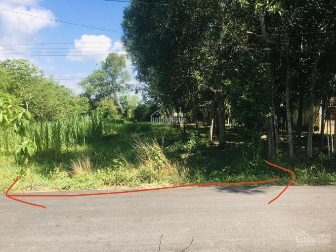 Bán lô đất đường Phạm Văn Cội, đối diện Bộ Quốc Phòng, SHR, đường nhựa 12m, có 300m2 thổ cư ảnh 0