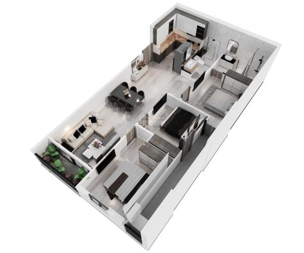 3PN dự án Feliz Homes - 02 logia cực thoáng tặng phí bảo trì và 1 năm phí dịch vụ. LH: 0967593038 ảnh 0