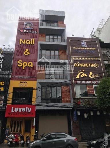 Cho thuê nhà mặt tiền 86A Phan Đình Phùng, Phú Nhuận. Diện tích 5x20m thiết kế 1 trệt 3 lầu ST ảnh 0
