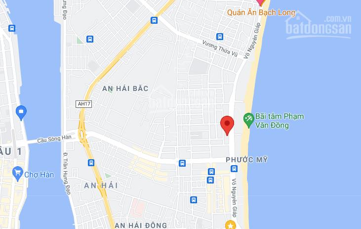 Bán đất mặt biển đường Võ Nguyên Giáp, Sơn Trà, Đà Nẵng ảnh 0