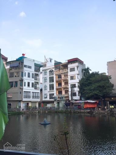Bán nhà Thanh Xuân, view hồ, kinh doanh, ô tô tránh, thang máy giá 8.5 tỷ, 0828886226 ảnh 0