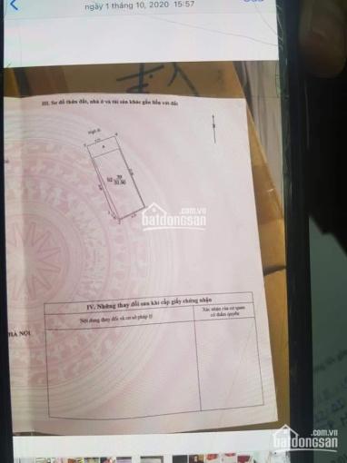 Siêu rẻ, bán nhà Yên Lãng, gara ô tô, 6m mặt tiền, 55m2, 6.1 tỷ ảnh 0