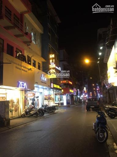 Bán nhà mặt phố Lê Lợi, 55m2, 4t, mt 5m, giá 12 tỷ, 60m ra phố Trần Phú, vỉa hè, lh 0944645553 ảnh 0