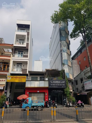 Bán nhà 2 mặt tiền Nguyễn Trãi, P3, Q5 4.1x18m đang cho thuê 48,974 triệu, khu thời trang cao cấp ảnh 0