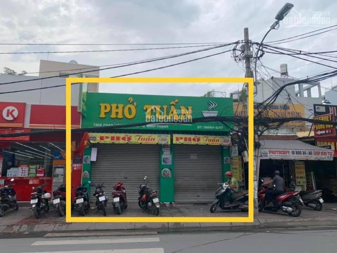 Cho thuê nhà đối diện trường 190a Phan Văn Trị P11 Q. Bình Thạnh ảnh 0
