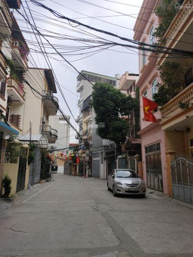 Cho thuê nhà phân lô ngõ 215 Định Công Thượng, 80m2 x 4 tầng, ô tô tránh ảnh 0