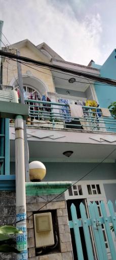 Bán nhà riêng 1 trệt 1 lầu, 3 phòng ngủ 2WC, diện tích 65m2, sàn 109m2, giá bán 3 tỷ 350 TP Thủ Đức ảnh 0