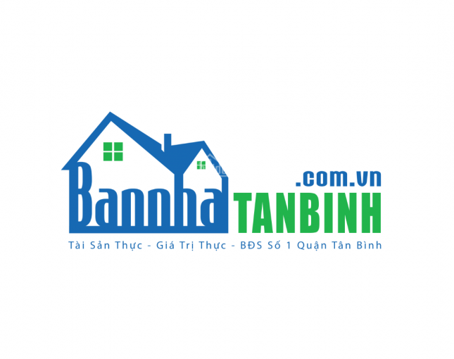 Bán nhà hẻm Nguyễn Thái Bình, Phường 12. DT 4x14m, 1 trệt 2 lầu, ST, 5 phòng ngủ ảnh 0