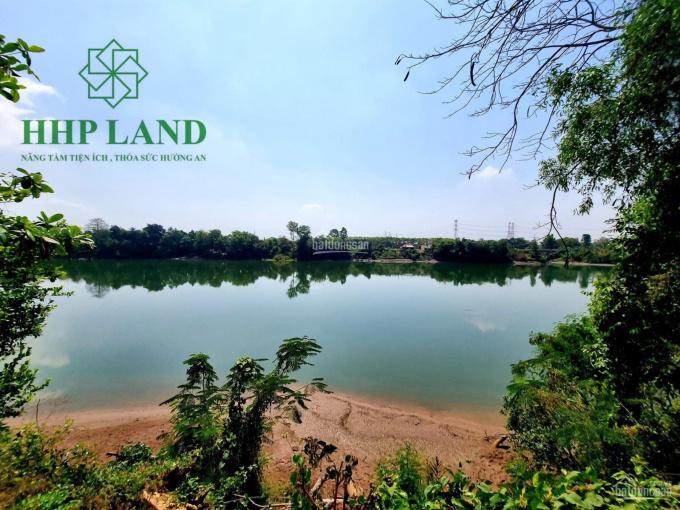 Bán 2.200m2 2 mặt tiền đường DT764 và mặt sông thuộc Bắc Tân Uyên - 0976711267 (Thư) ảnh 0