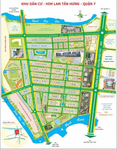 Nhà phố Him Lam 5*20m 100m2 cho thuê 40tr/tháng. LH 0939467345 ảnh 0
