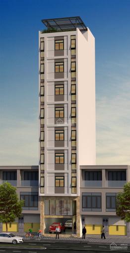 Bán tòa văn phòng - Khách sạn phố Nguyễn Xiển, dòng thu 175tr/tháng, DT 103m2x10T, MT 6m, 31 tỷ ảnh 0