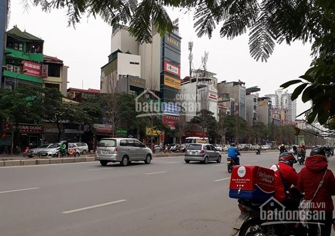 Cho thuê nhà mặt phố Trần Duy Hưng nhà 4 tầng + 1 tum, giá 40 triệu/th ảnh 0