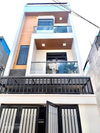 Nhà bán 2 lầu sân thượng 3 phòng ngủ - Đường 6m sổ hồng Q. Bình Tân (tặng nội thất) ảnh 0