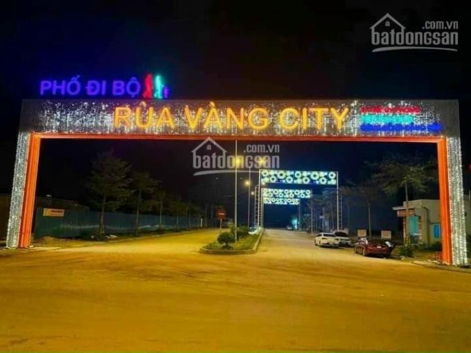 Tôi muốn bán rẻ lô đất hướng Đông Nam khu đô thị Rùa Vàng, trung tâm thị trấn Vôi Bắc Giang ảnh 0