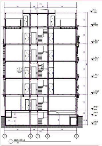 Bán nhà cấp 4 DT 128m2, Lê Trực, P7. Phù hợp xây CHDV, có bản vẽ xây 3 lầu, 25 phòng LH 0938812040 ảnh 0
