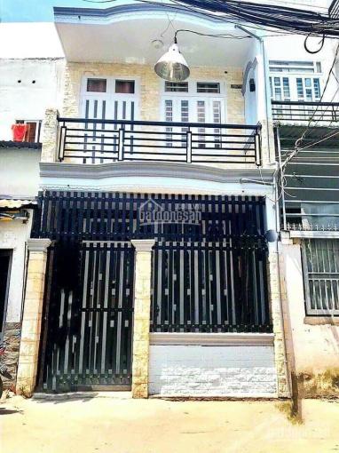 Nhà thuê hẻm 1247 Huỳnh Tấn Phát, Q7 - 4x8m + 1 lầu, 2PN - Chốt 6.5 tr / tháng ảnh 0
