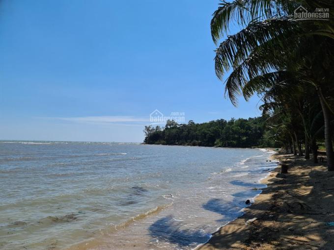 Bán đất mặt tiền biển cực đẹp Bãi Thơm Phú Quốc, Kiên Giang ngang 85m2, DT 6467m2. LH 0939449951 ảnh 0