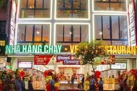 Cho thuê tòa 116 - 118 - 120 Nguyễn Trãi, Quận 1, 20x30m, 1 trệt 3 lầu, DTSD: 2500m2 giá 350 tr/th ảnh 0