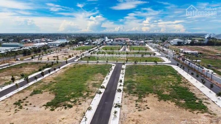 Bán đất nền Khu dân cư Tân Kim, mặt tiền QL50, 80m2, giá 1 tỷ. LH 0356343288 Bảo ảnh 0
