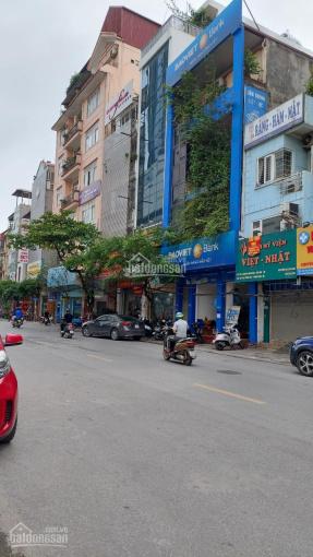 Siêu rẻ nhà mặt đường lớn Vũ Tông Phan, KD siêu đỉnh sát Ngã Tư Sở và đường Trường Chinh 78m2 ảnh 0