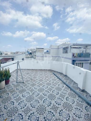 Nhà mới đẹp HXH Thiên Phước, Q. Tân Bình, 4.5x9.73m, 4 tầng, 5PN, 5WC. Giá 7.2 tỷ ảnh 0