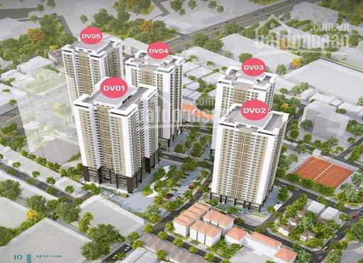 Bán suất ngoại giao căn hộ 3PN - ban công Đông Nam, tòa DV03 tại Rose Town giá 2,35 tỷ ảnh 0