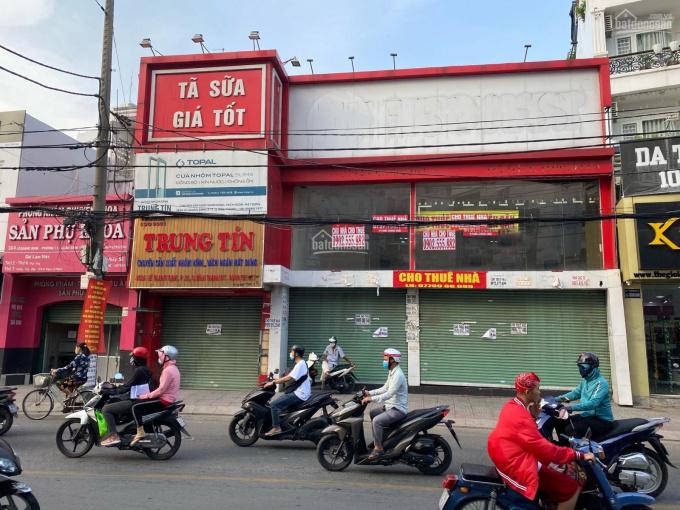 Mặt tiền Lê Quang Định, BT. Diện tích khủng giá rẻ bèo, HĐ tới 10 năm 14x30 nở 20m 2 lầu sân thượng ảnh 0