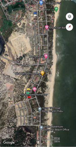 Đất biển Quang Phú, kinh doanh giá đang rẻ chỉ từ 15tr/m2 ảnh 0