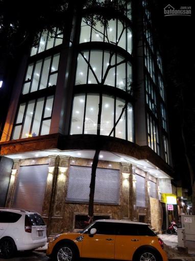 Cho thuê tòa nhà mặt phố Hàng Bún - Ba Đình căn góc 2 mặt tiền 100m2 x 7 tầng, LH: 088.668.2828 ảnh 0