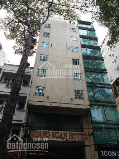 Bán khách sạn MT đường Nguyễn Trãi, P Nguyễn Cư Trinh Q1. DT: 127m2 7 lầu giá: 65 tỷ ảnh 0