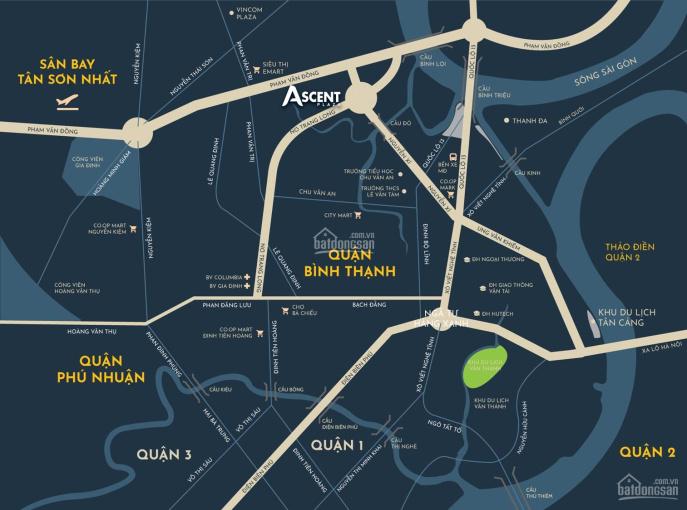 Giỏ hàng căn hộ Ascent Plaza bán giá tốt - Phòng kinh doanh Chủ đầu tư ảnh 0