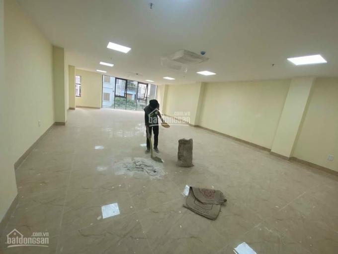 Bán tòa văn phòng Lạc Long Quân, Xuân La, Tây Hồ 9 tầng, thang máy, ô tô tránh nhau ảnh 0