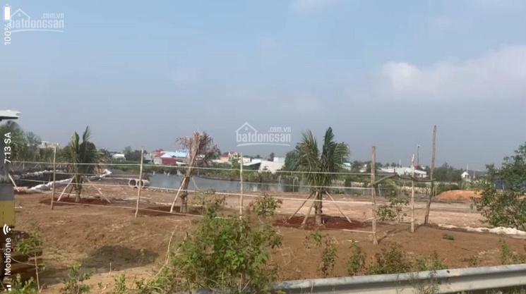 Cần bán lô đất một xẹt đường Phan Văn Trị, xã Đại Phước, Nhơn Trạch, Đồng Nai. Full thổ cư. ảnh 0