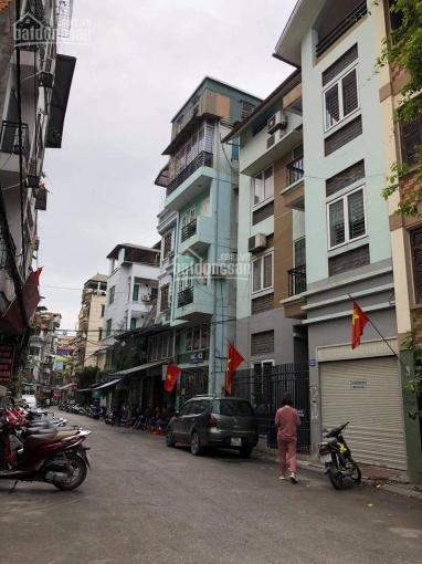 Siêu phẩm MP Thịnh Quang, Quận Đống Đa kinh doanh đỉnh mặt tiền rộng 6 tầng, 45m2, giá 6.3 tỷ ảnh 0