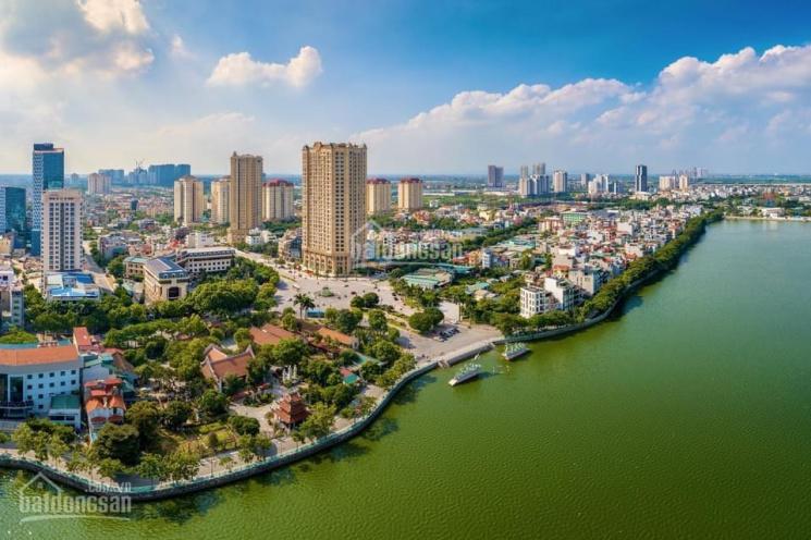 Chỉ 10,9 tỷ sở hữu căn 08, D'El Dorado, DT 159m2, 4 PN, hướng Đông Nam, view ôm trọn hồ Tây ảnh 0