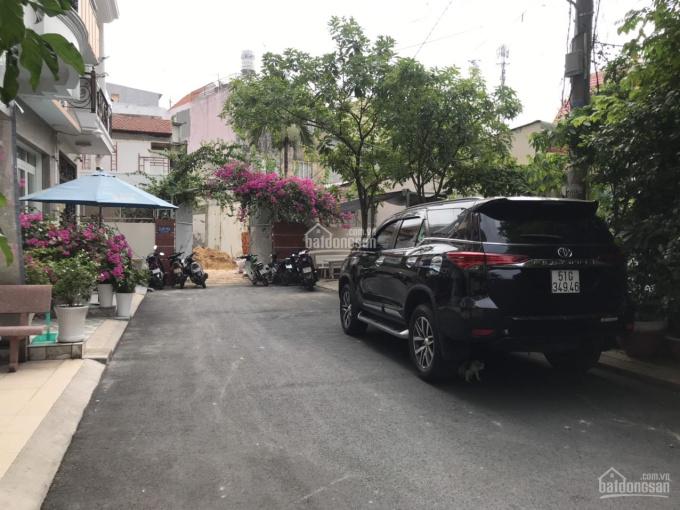 Bán nhà 3 lầu, hẻm xe hơi, Lê Văn Thọ 4x17m. Giá 6 tỷ, cho thuê 18 triệu/ tháng ảnh 0