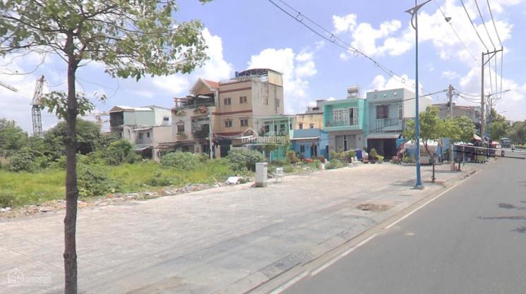 Bán nền đất MT Phạm Đức Sơn, P.16, Q.8, sau lưng City View Q. 8 trả trước 3.2 tỷ/nền. LH 0932276366 ảnh 0