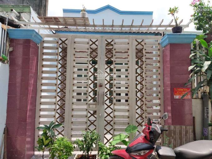 Nhà 4x22m, đường thông gần Coop Mart Nguyễn Ảnh Thủ, Trung Chánh, Bà Điểm, Hóc Môn, giá 3 tỷ ảnh 0
