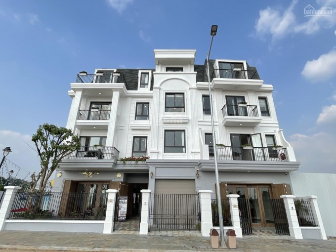 Bán nhanh 1 căn Shophouse Ecocity Premia khu Paris, 124m2 giá 4,95 tỷ, hướng Tây Bắc. LH 0933692399 ảnh 0